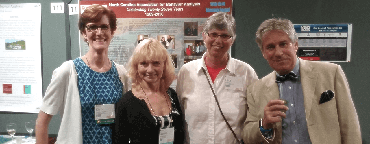 NCABA members at autism conference